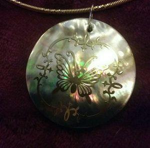 Jewelry - Abalone Choker